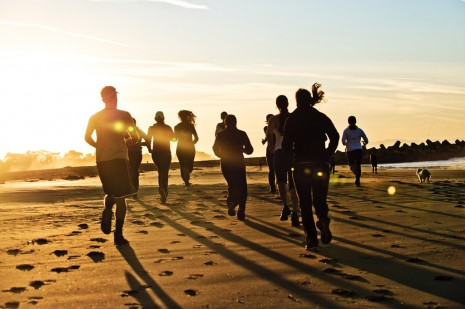 beach boot camp image